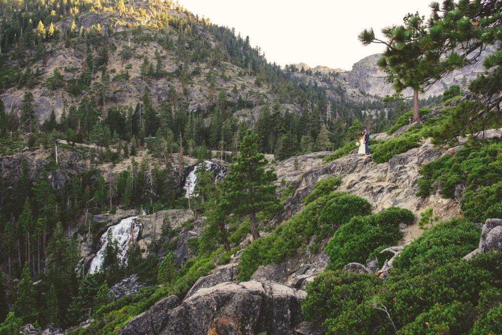 Lake Tahoe Elopement Photographers