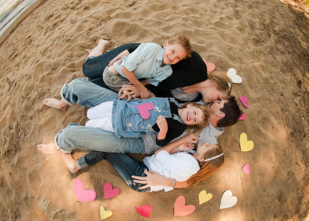 Family Photos Tahoe