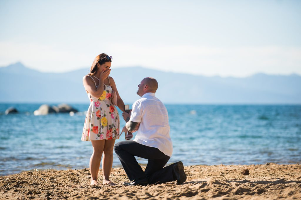 Tahoe Proposal Photographers