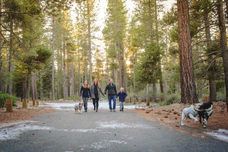 Lake Tahoe Family Photographers