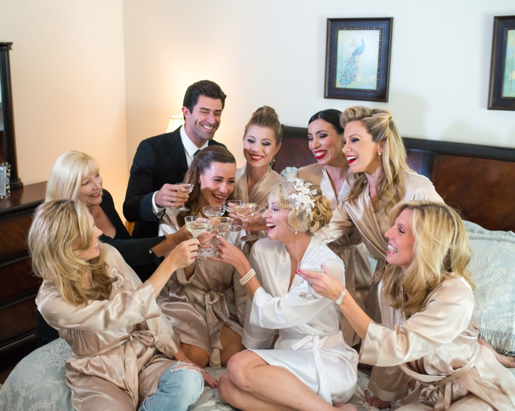 Champagne Toast Photos