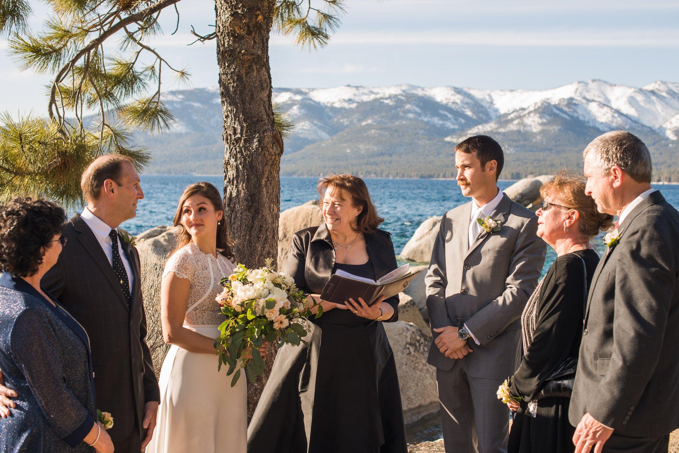 Lake Tahoe Wedding Officiants