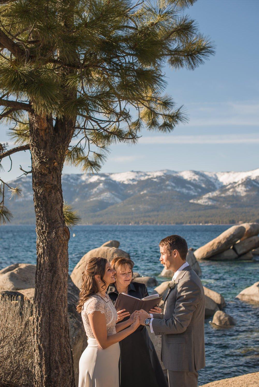 Sand Harbor Weddings