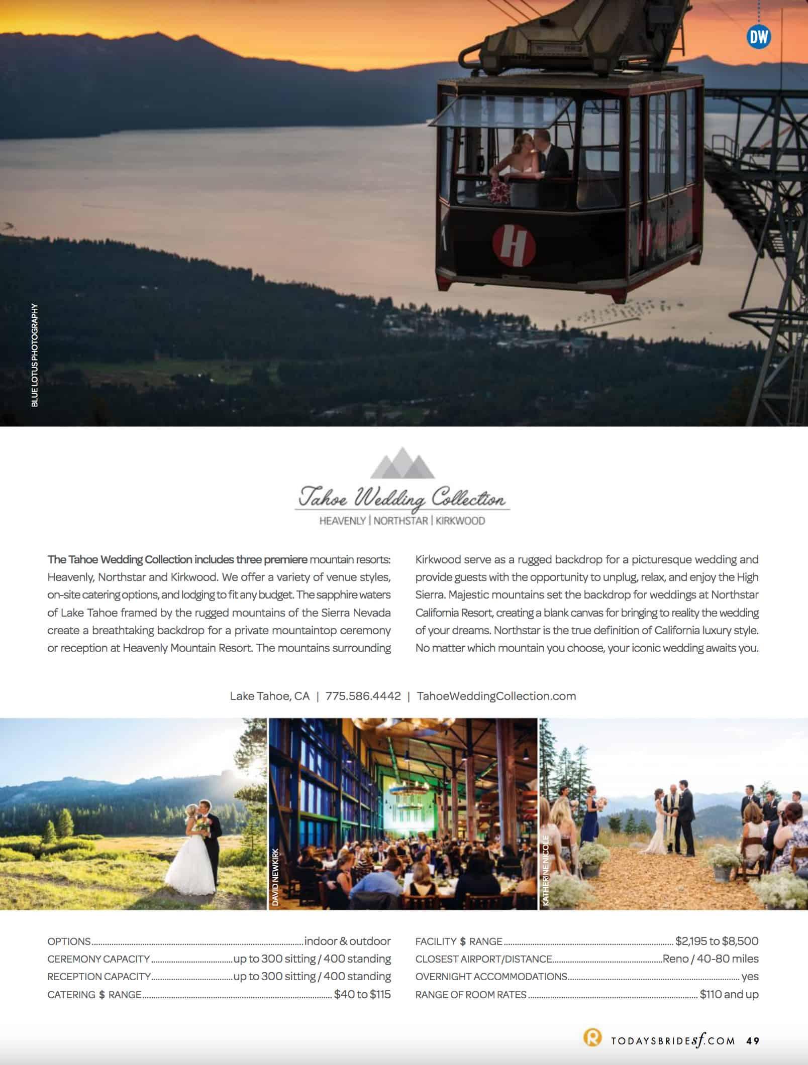 Tahoe Wedding Collective