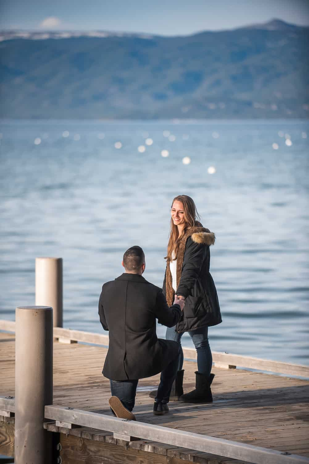 Lake Tahoe Surprise Proposal