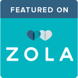 Featured Wedding on Zola