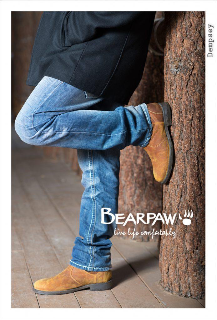Bearpaw Dempsey
